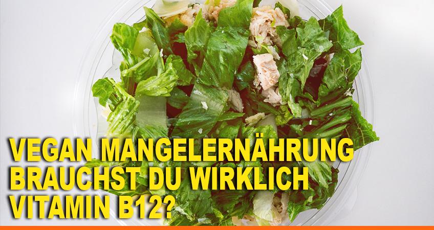 Vegane Ernährung und Vitamin B12