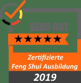 Bewertung 5 Sterne Sei dein eigener Feng Shui Berater