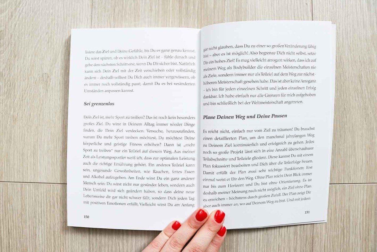 """Im Buch """"Keine Zeit für Vernunft"""" von Alexander Bollmann befinden sich unter anderem wichtige Erkenntnisse, um die eigenen Ziele zu erreichen."""