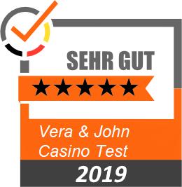 Bewertung 5 Vera&John