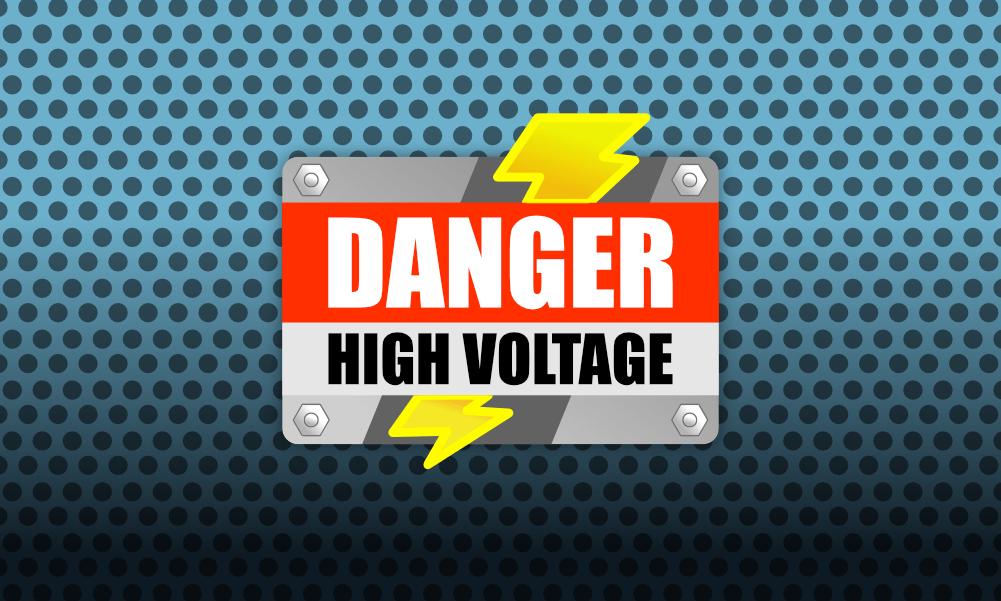 Spielautomat Danger High Voltage