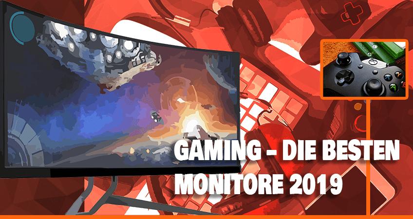 Gaming – Die besten Monitore