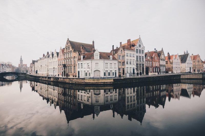 Casino de Spa in Belgien