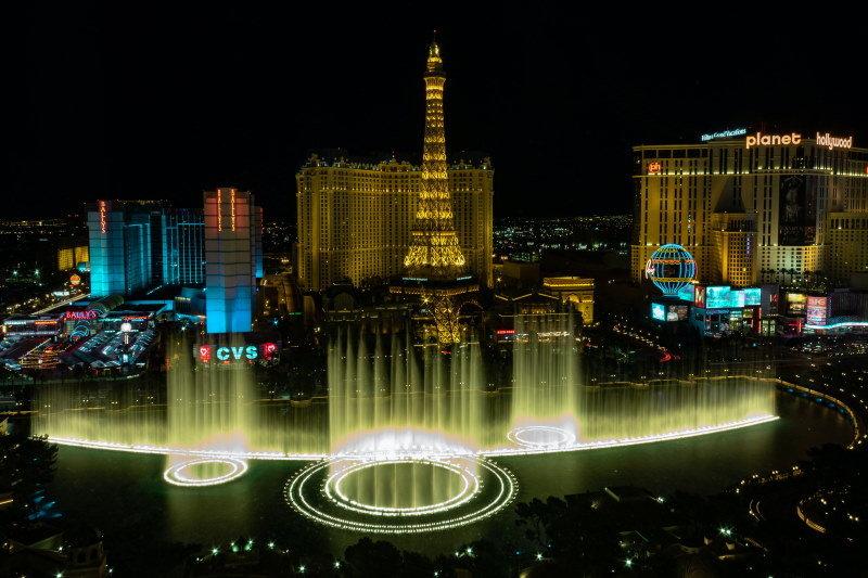 Casino und Hotel der Extraklasse in Las Vegas