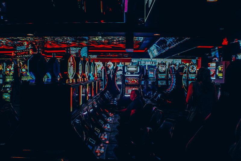 Erste Spielautomat der Welt