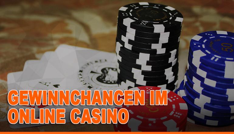Online Casino Gewinnchancen