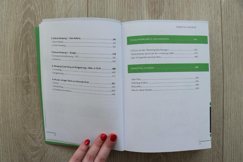 erfahrungen_marketingkickbox_inhaltsverzeichnis