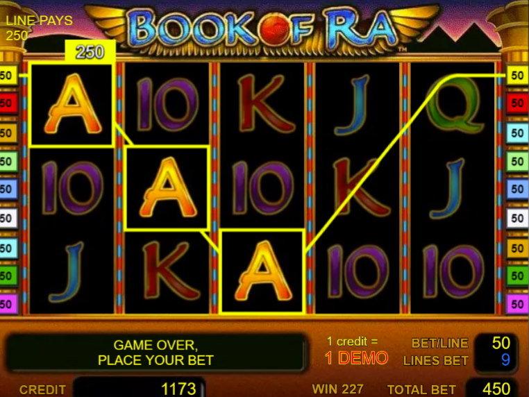 Book of Ra Die Bonusrunden in Book of Ra