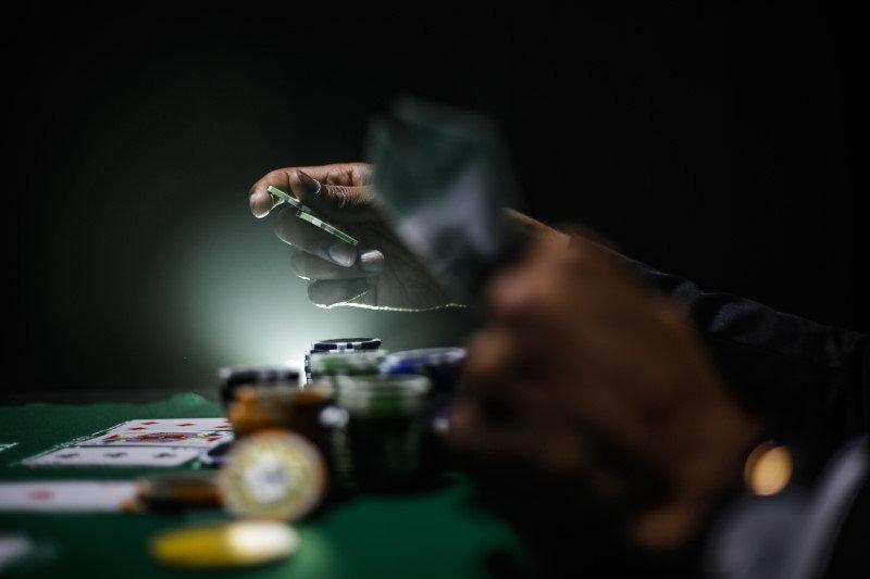 Das Pokerspiel