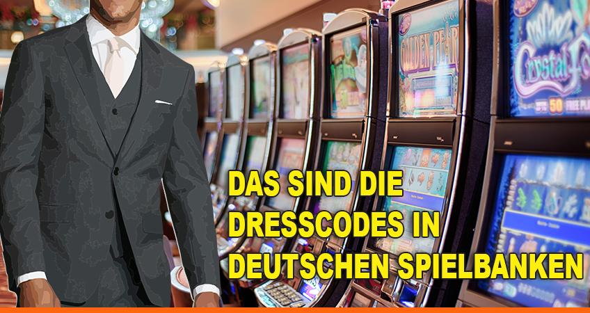 Das sind die Dresscodes in deutschen Spielbanken