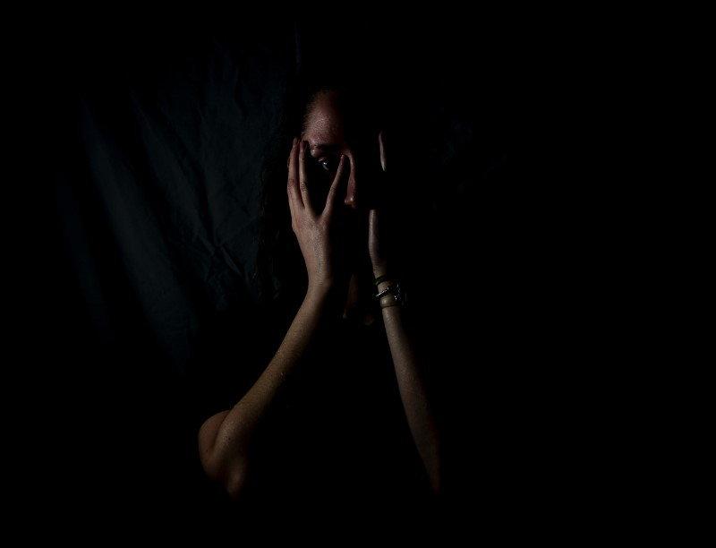 Die Angst vorm Allein sein darf kein Grund sein