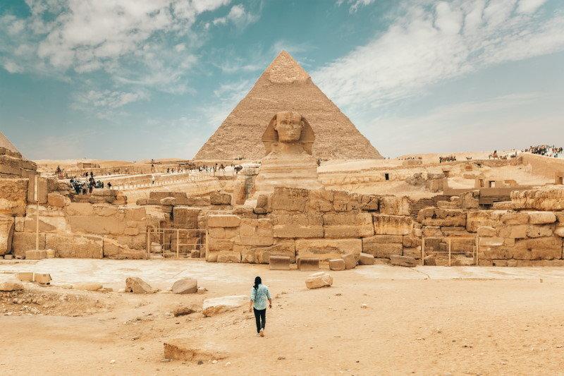 Geschichte Eye of Horus