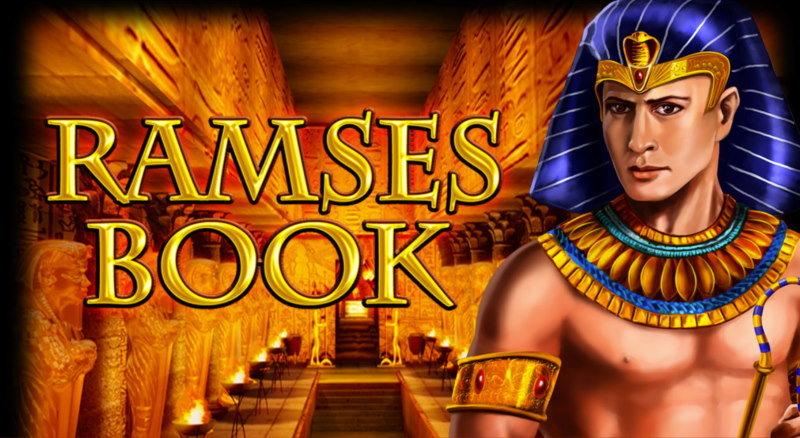 Ramses Book – Wie ist das Spiel aufgebaut