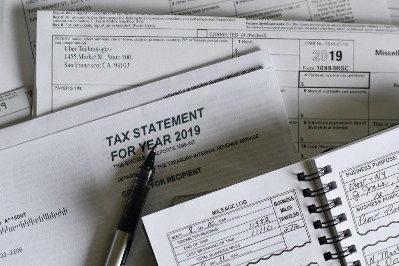 Steuersatz und Gebühren