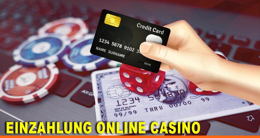 Einzahlung Online Casino