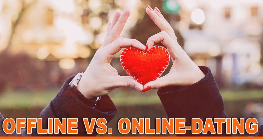 offline jemanden kennenlernen)